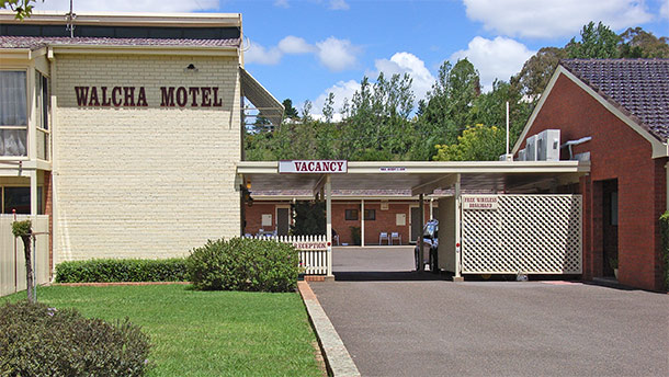 Contact Us for Accommodation in Walcha NSW
