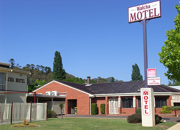Welcome to Walcha Motel, Walcha NSW